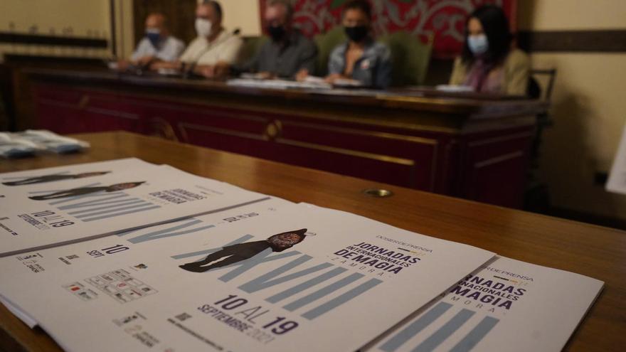 Las Jornadas Internacionales de Magia regresan a Zamora el 10 de septiembre