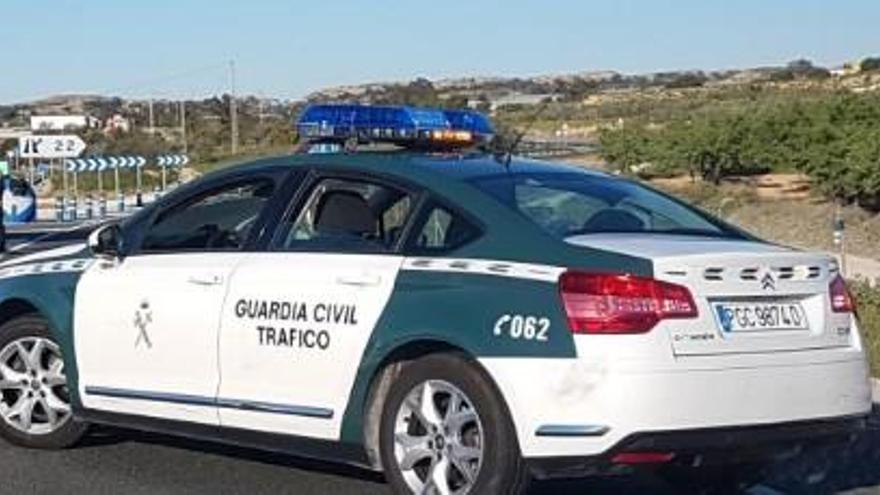 Un chófer de una despedida de soltero quintuplica la tasa de alcohol en Alicante