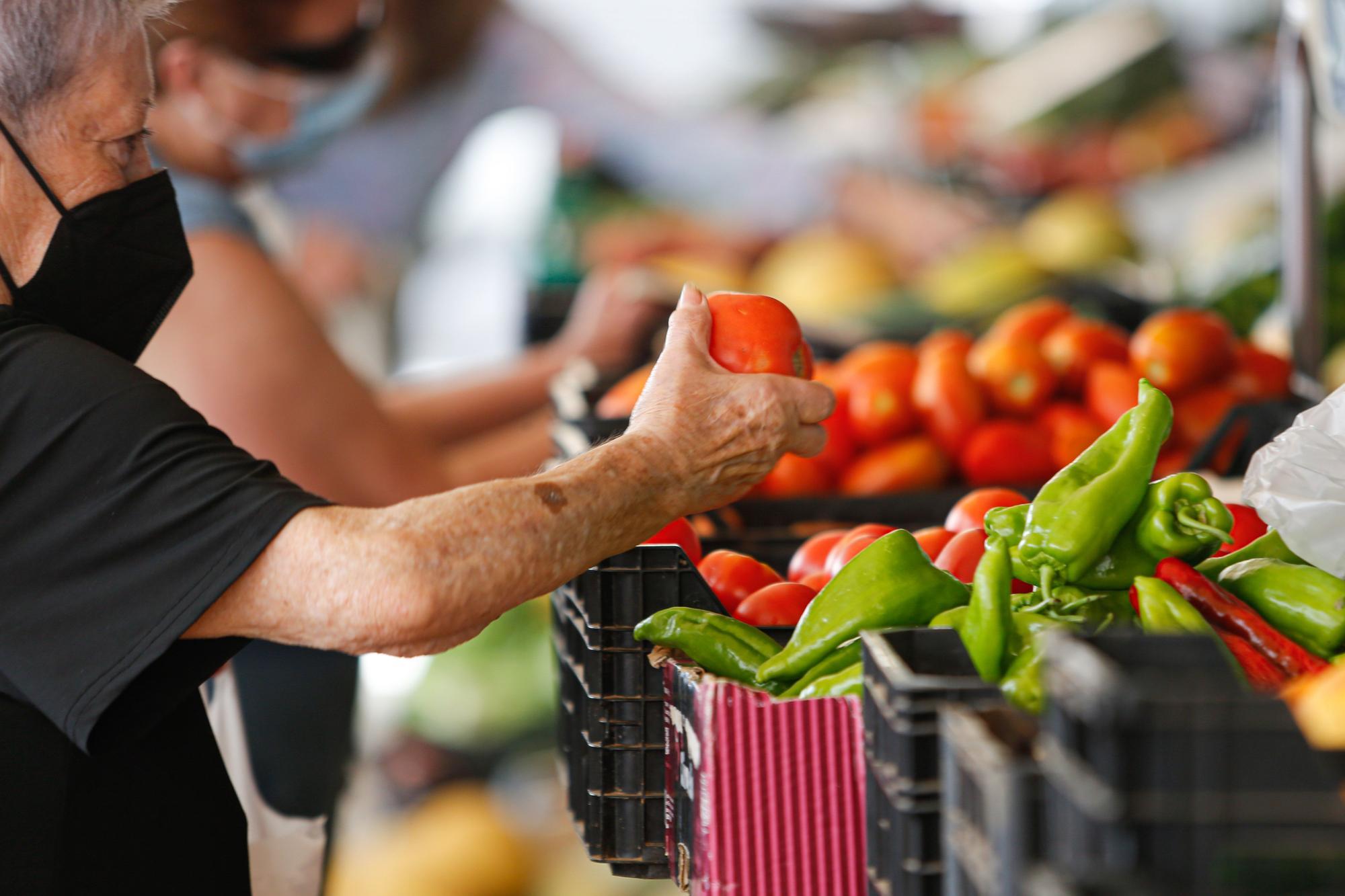 El mercado de temporada de Ibiza
