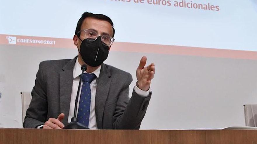 La Diputación de Badajoz contará con más de 29 millones de euros para el Plan Cohesiona 2021