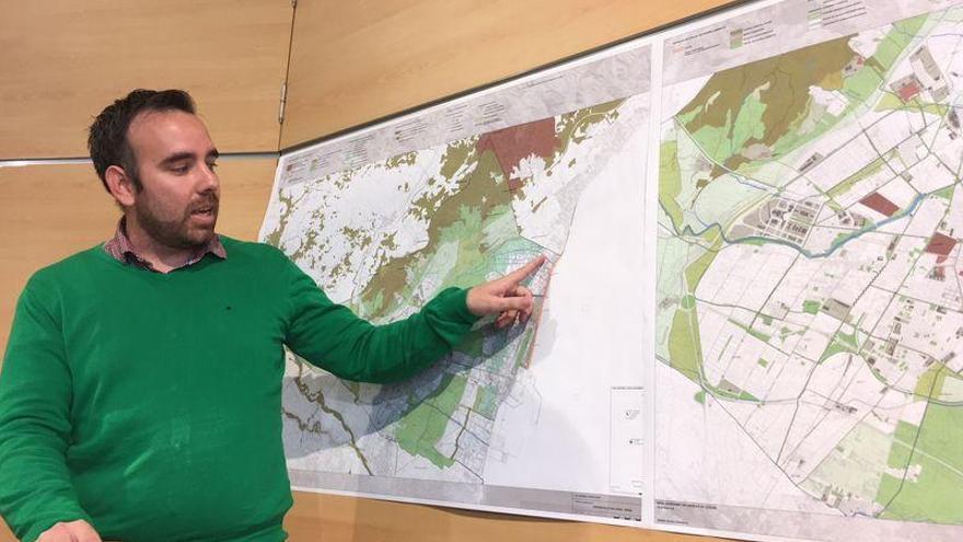 El Plan General de Castellón proyecta 7.500 nuevas viviendas