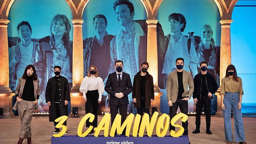 La serie del Camino de Santiago llevará su espíritu desde mañana a 195 países