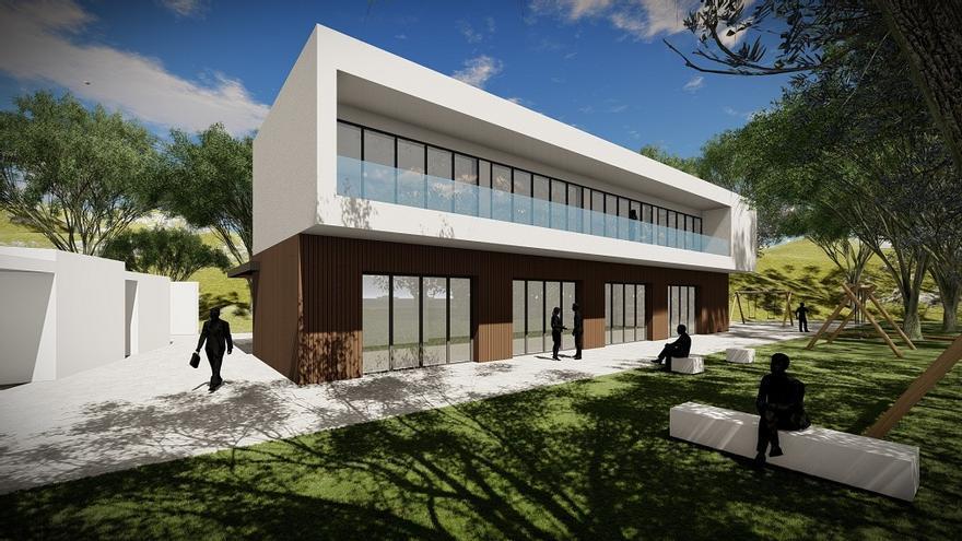 Vélez-Málaga abre la convocatoria para la cesión de espacios del edificio vinculado al Brick-Beach
