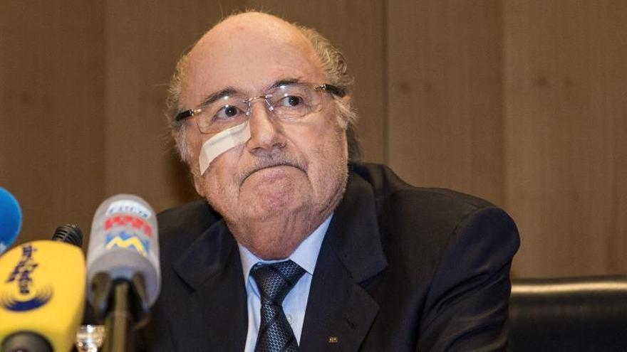 Blatter apelará su suspensión