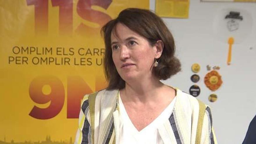 La ANC no acudirá al acto del 17-A en Barcelona