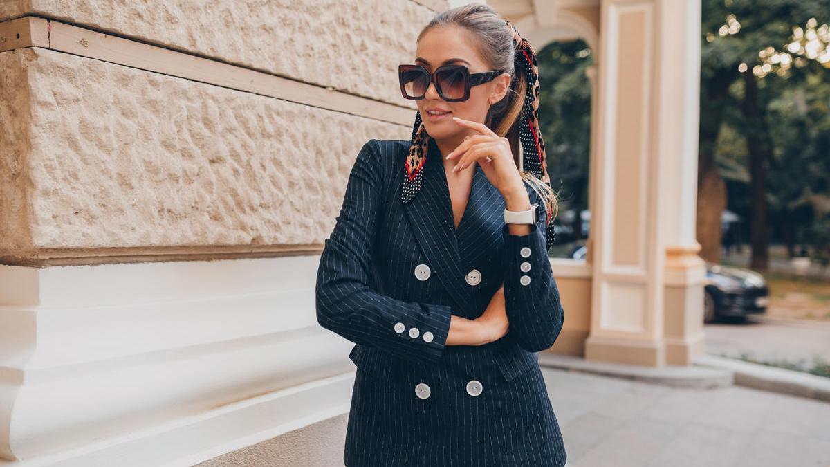 """""""El esmoquin más que una moda, es una actitud"""", defendía Yves Saint Laurent."""