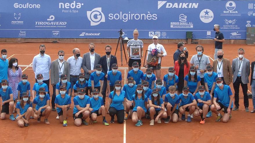 Kromacheva guanya el torneig de La Bisbal
