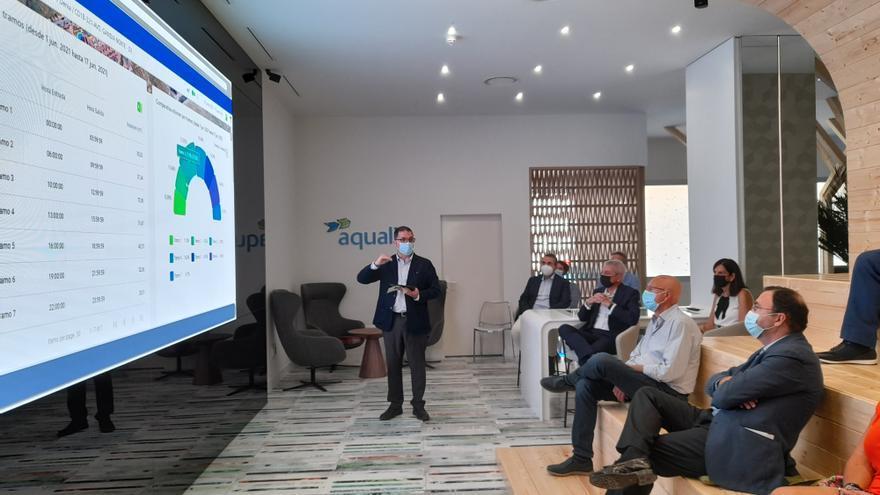 La digitalización transforma el suministro de agua de Dénia y lo convierte en referente nacional