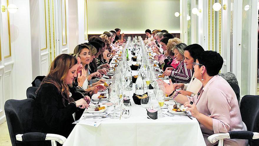 La 'Asociación de Mujeres Amigas del Vino' llegará a las 250 integrantes a finales de marzo
