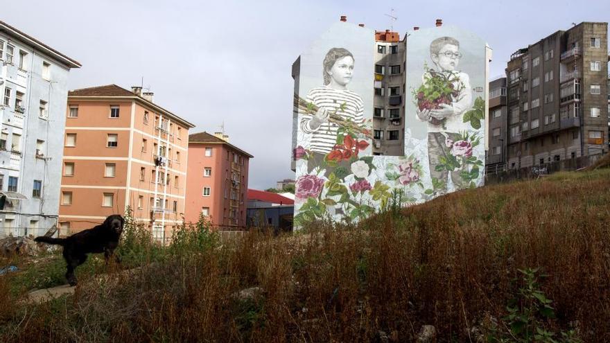 El arte urbano de Lula Goce por el mundo