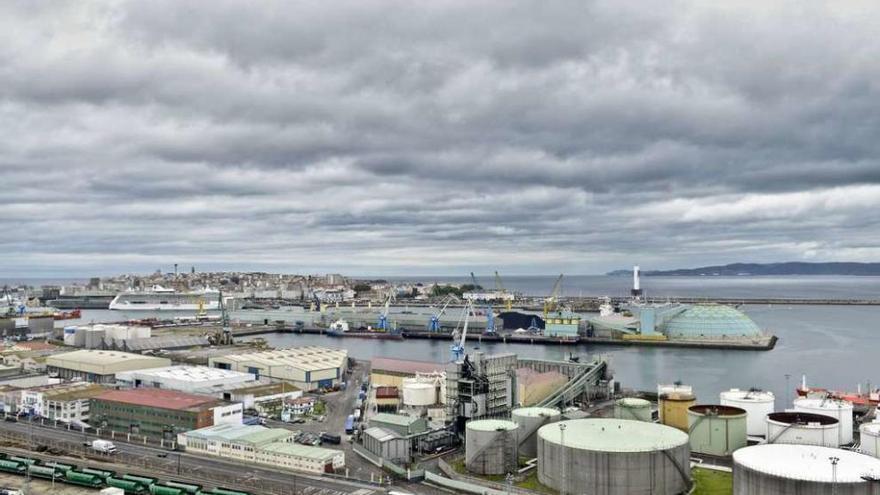A Coruña y el puerto, ante el reto único de diseñar la ciudad del futuro