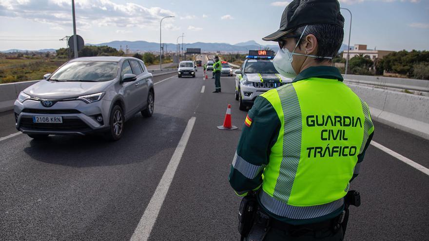 La Guardia Civil ha puesto 1.926 denuncias en Baleares en Semana Santa