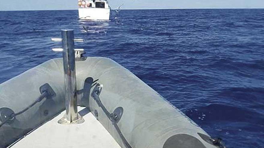 El Govern denuncia a una embarcación por pescar con palangre cerca de Cabrera