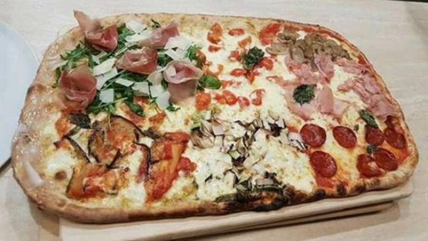 Pizzeria Origano sorteja un sopar per a dues persones
