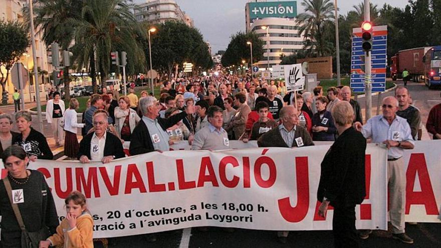 Oliva: cuarenta años de reivindicaciones