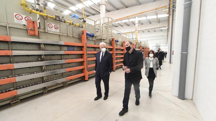 La cerámica de Castellón toma la delantera para modernizarse con fondos europeos