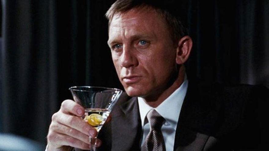 El emotivo y etílico discurso de Daniel Craig en la fiesta de clausura de 'Bond 25'