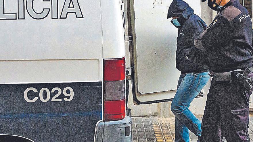 Libre el concejal detenido en la operación contra la mafia rusa