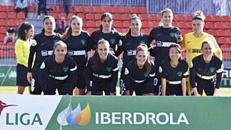 Paula Fernández és titular i el Màlaga perd (4-1)