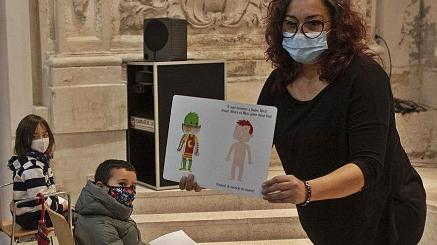 """25N en Zamora. Isabel Benito: """"Los niños pueden confundir el Día contra la Violencia de Género con el Black Friday"""""""