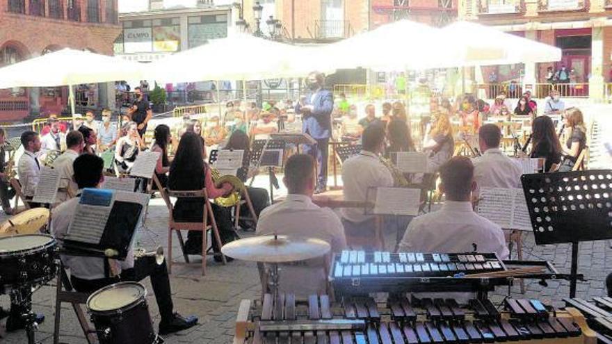 Música para volver a soñar en Benavente