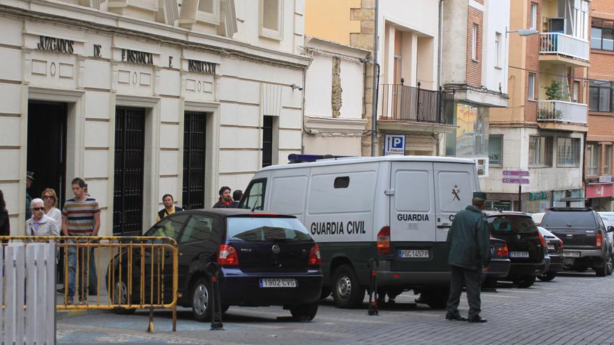 Multa de 720 euros a un zamorano por incumplir la pena trabajos comunitarios