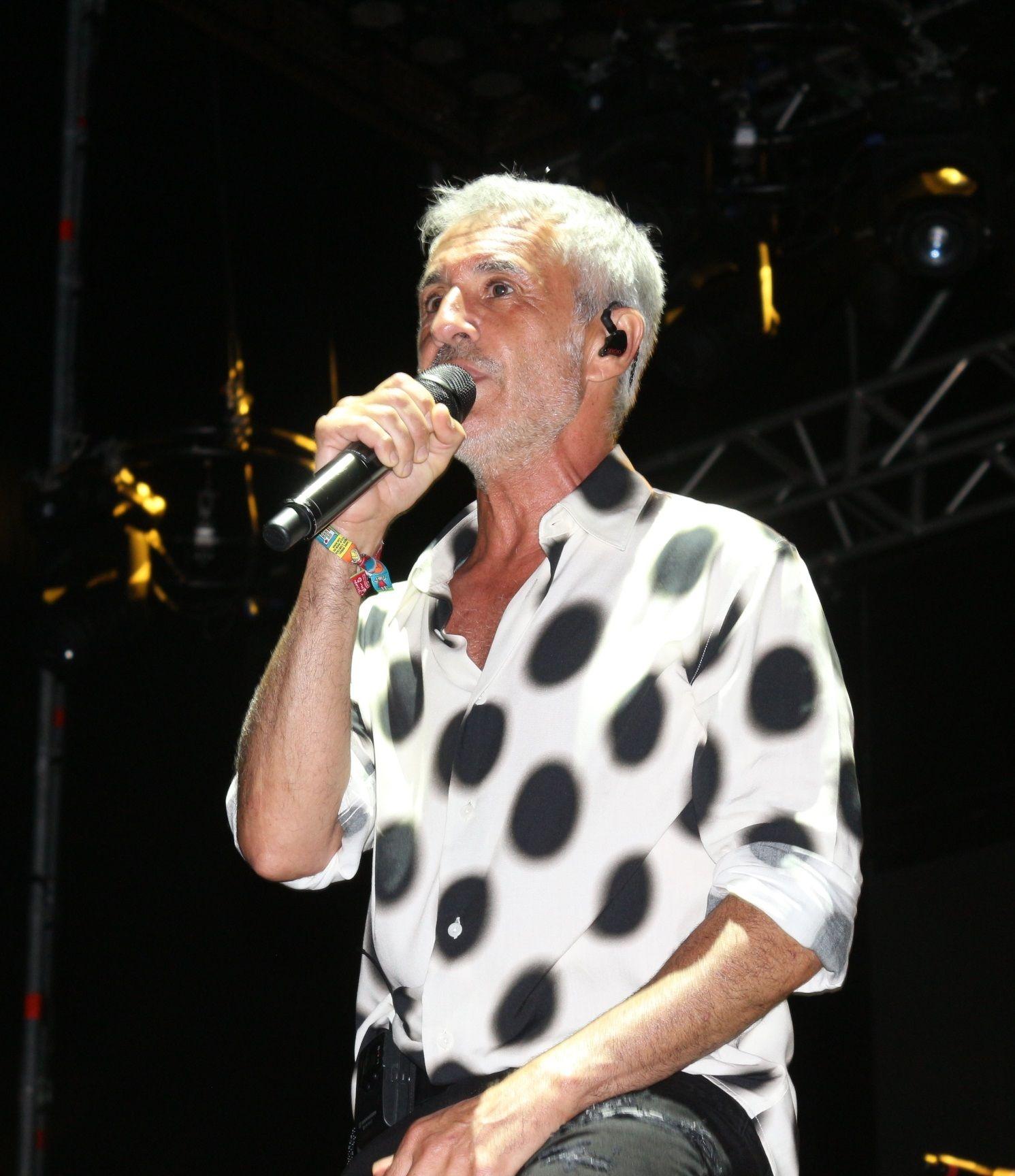 Sergio Dalma triunfa en el Peñíscola From Stage