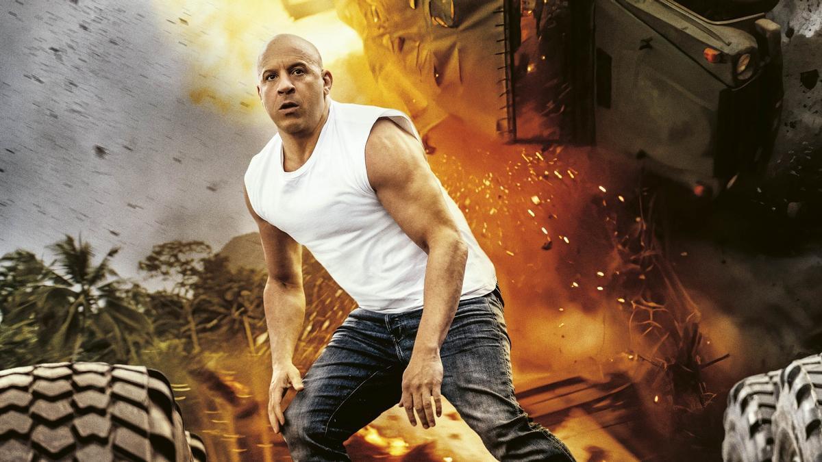 Vin Diesel en 'Fast and Furious 9'.