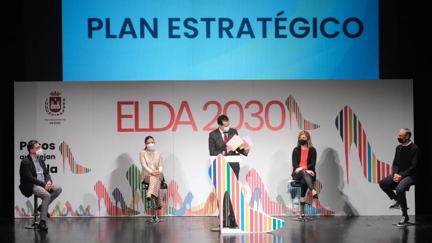 El Plan Estratégico Elda 2030 ya tiene coordinadores para sus cinco áreas