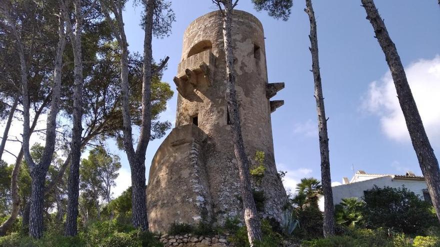 La finca de la torre vigía del Portitxol de Xàbia, a la venta por 15 millones