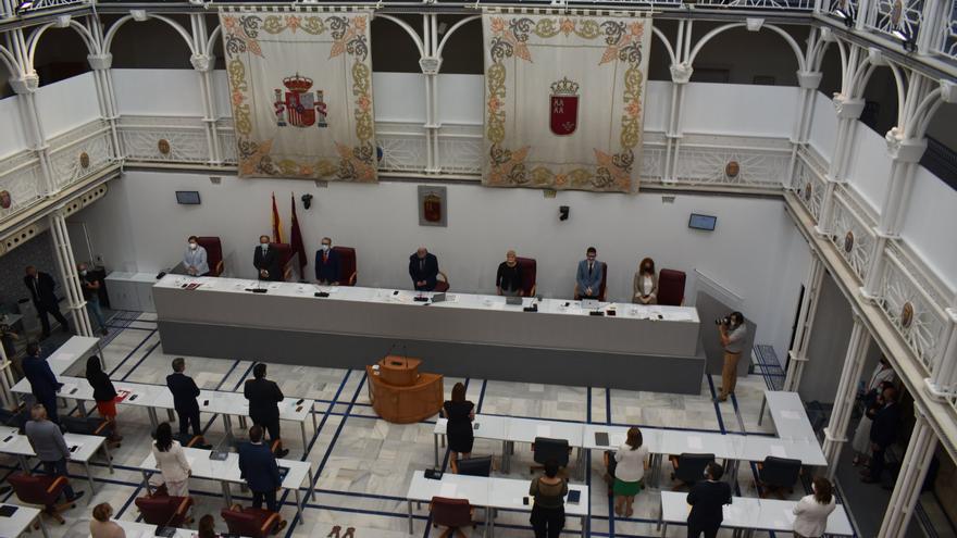 DIRECTO | Pleno de la Asamblea sobre la modificación de la Ley del Mar Menor