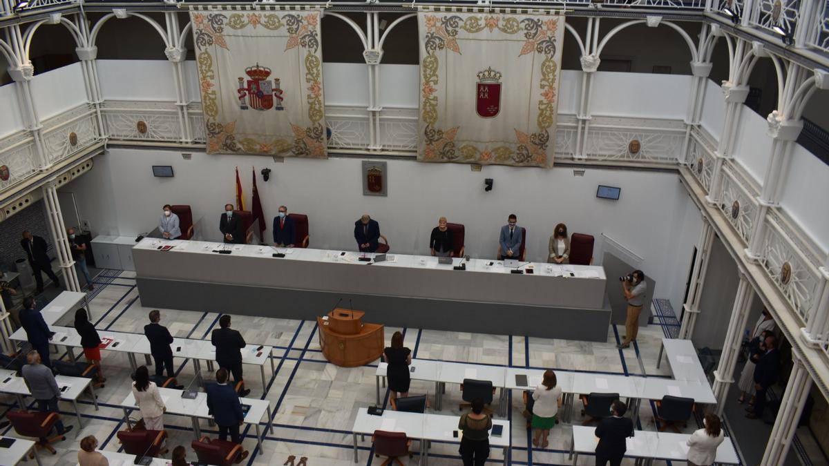 Asamblea Regional de Murcia.