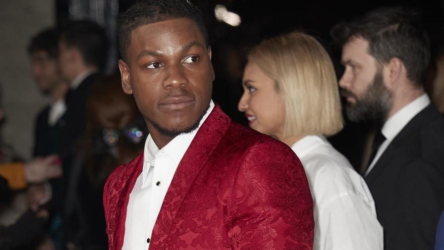 "John Boyega estalla tras la muerte de George Floyd: ""Que os jodan racistas blancos"""
