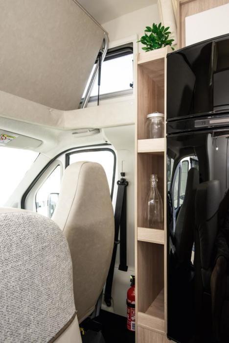 Les noves autocaravanes Giottiline de Camper Park