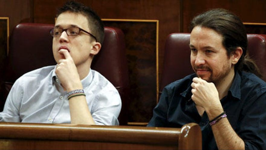 Pugna entre Errejón e Iglesias por el control de Podemos