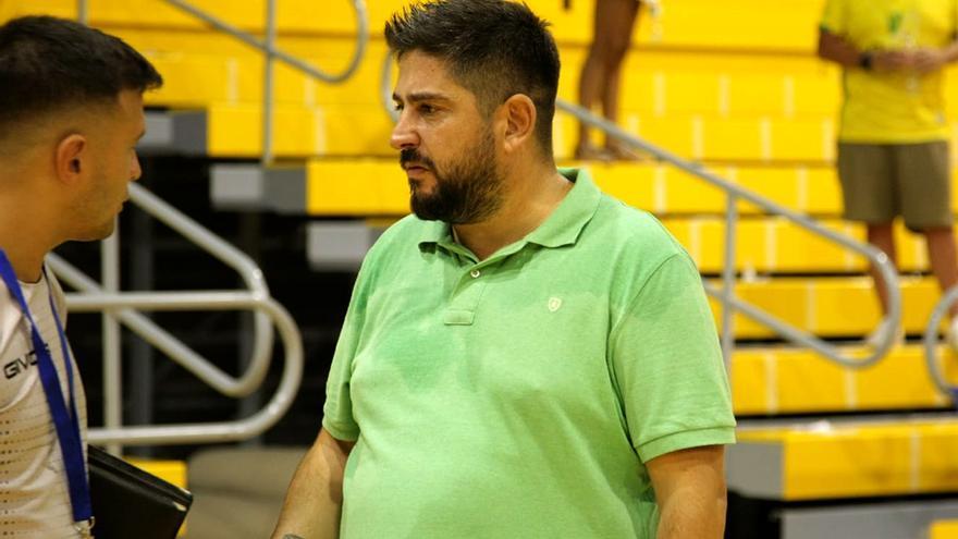 """Josan González: """"Es un resultado mentiroso, jugamos de tú a tú"""""""