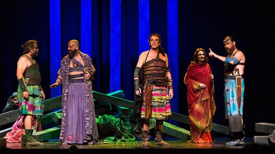 La UA consolida el Festival de Teatre Clàssic de L´Alcúdia amb huit representacions