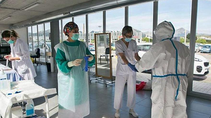 El virus no da tregua en la Safor aunque se frena el ritmo de nuevos contagios