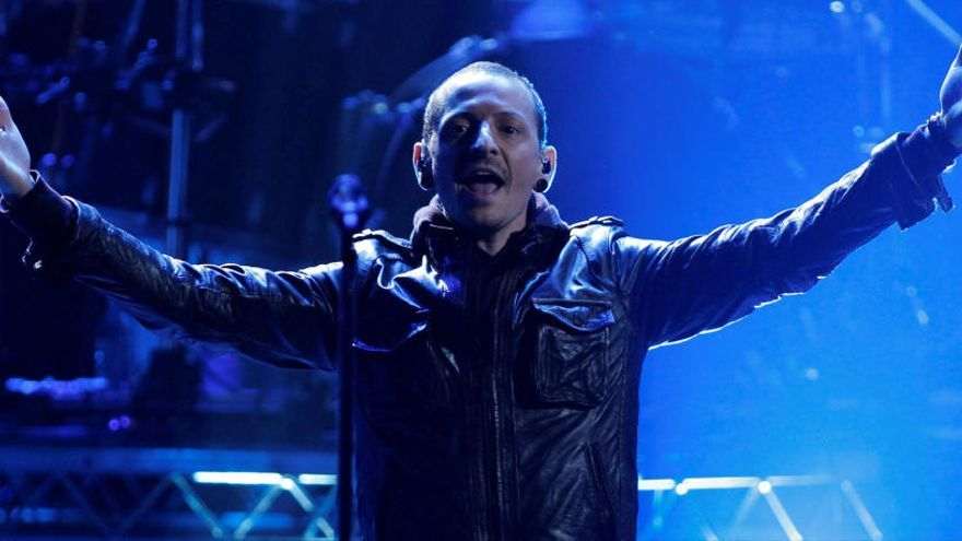 Linkin Park dice adiós a Chester Bennington