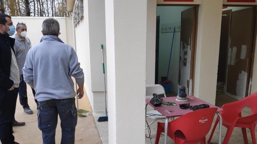 Girona adjudica les obres per reconstruir el mur del camp del Pontenc