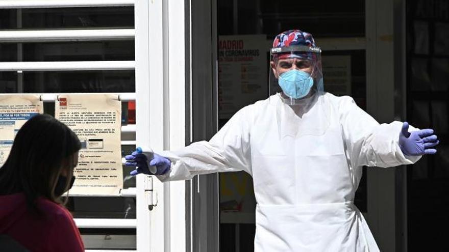 Sanidad registra 12.272 nuevos contagios en las últimas 24 horas