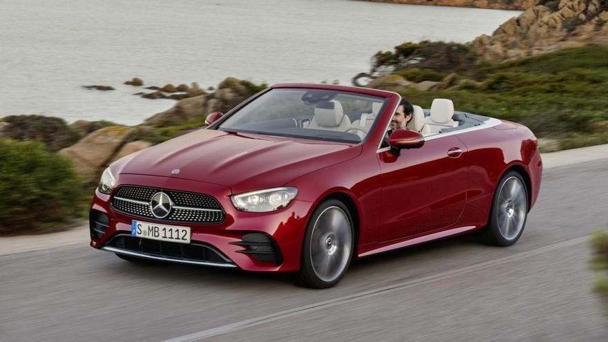 Mercedes-Benz presenta los nuevos Clase E Coupé y Cabrio