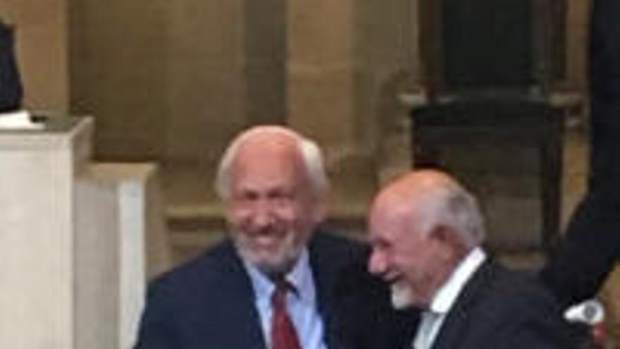 Pedro Brugada recibe el Gran Premio Científico del Instituto de Francia