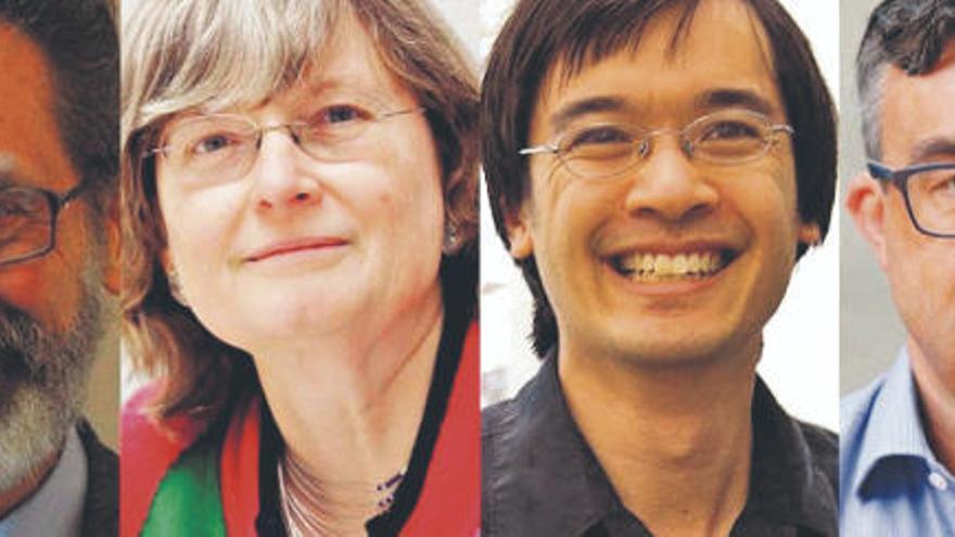 Reconocimiento a los matemáticos que hicieron despegar el mundo digital