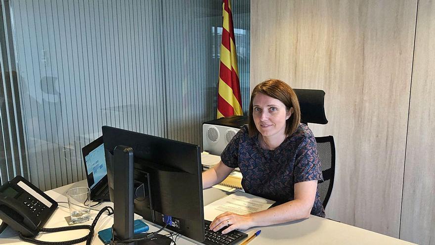 L'ambientòloga rosinca Mar León és la nova gerent de l'Agència Catalana de l'Aigua