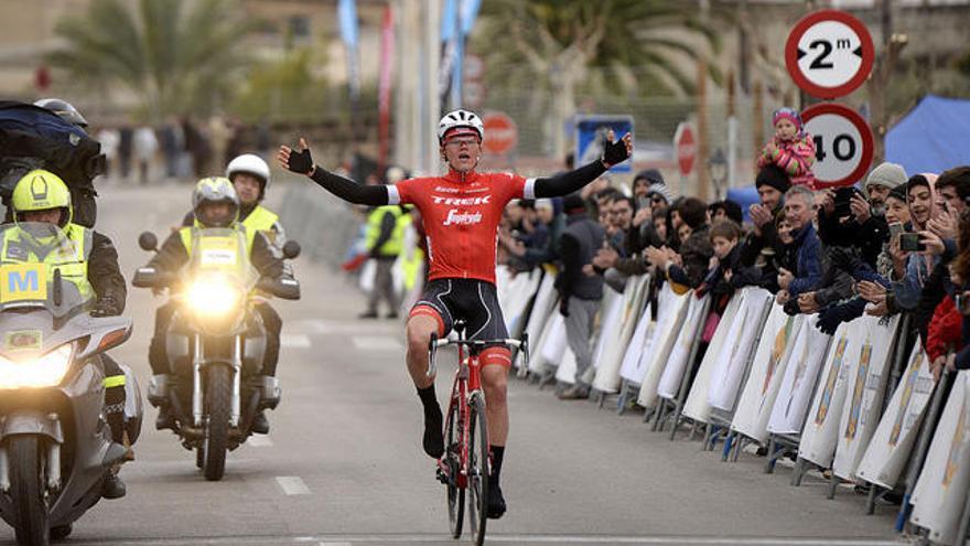 Lette gewinnt drittes Rennen der Mallorca Challenge