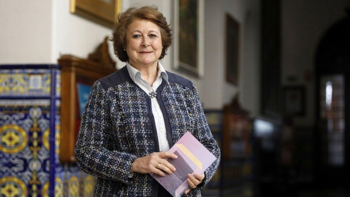 Begoña Ibarrola, psicóloga y autora de cuentos infantiles.