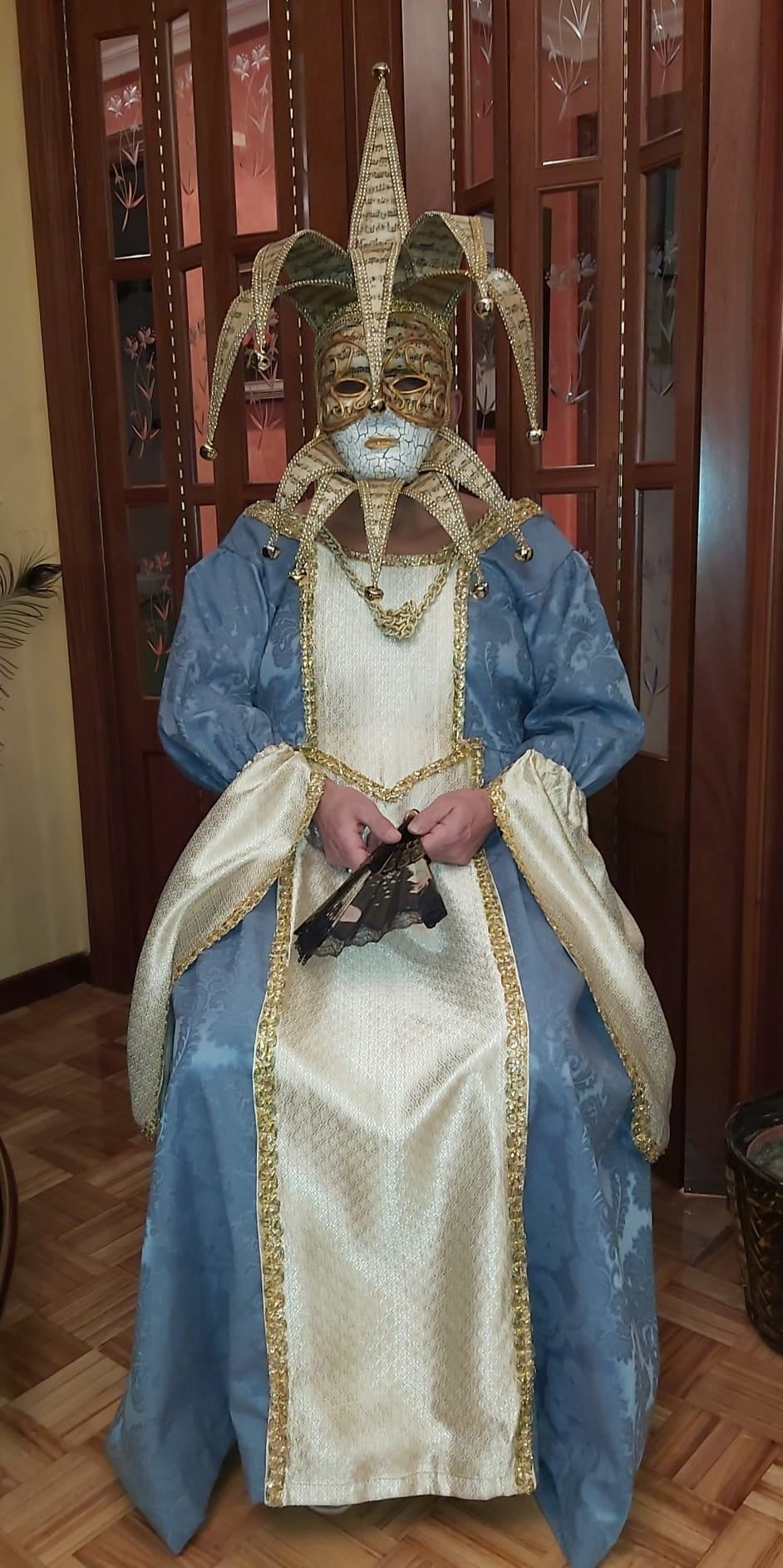 Carnaval casero de Oviedo