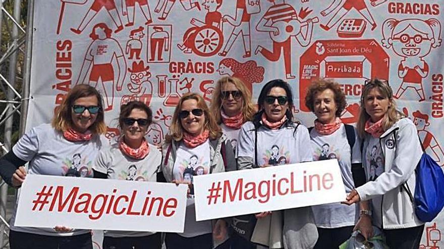 La Magic Line San Juan de Dios aterrizará en junio en Mallorca