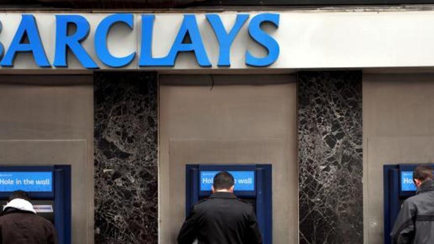El banco Barclays suprimirá 3.700 trabajos